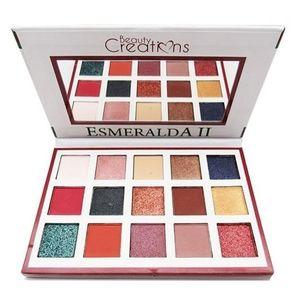 Beauty Creations Esmeralda 2 eyeshadow pallet
